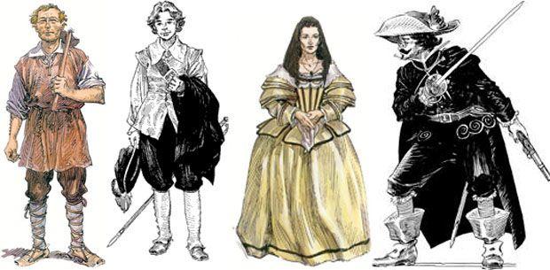 siglo de oro español vestuario - Buscar con Google | Three ...