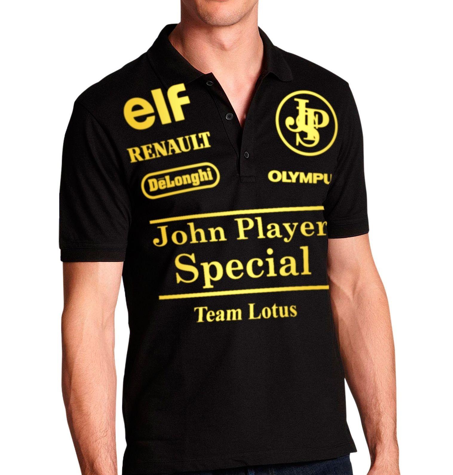 Black POLO Poloshirt Formula One 1 Sahara Force India Team Sponsor F1 NEW