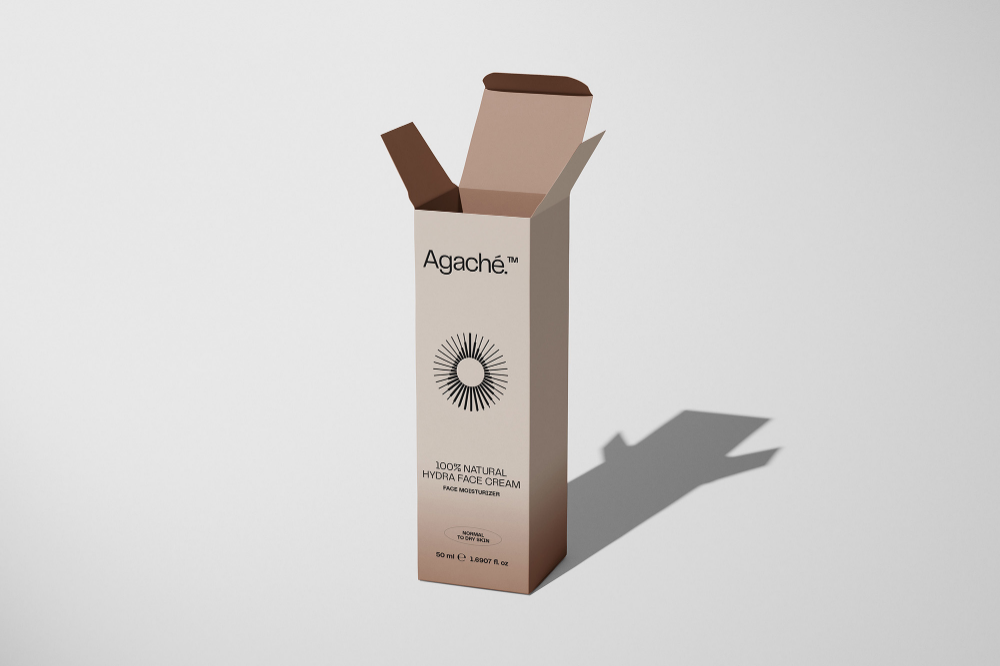 Alphamark brands Agaché, finding inspiration in the