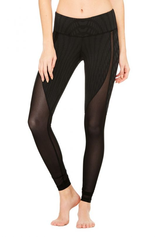 eff7815912 Alo Yoga - Motion Legging - Black-Arches-Black-1 | Fierce Fashion ...