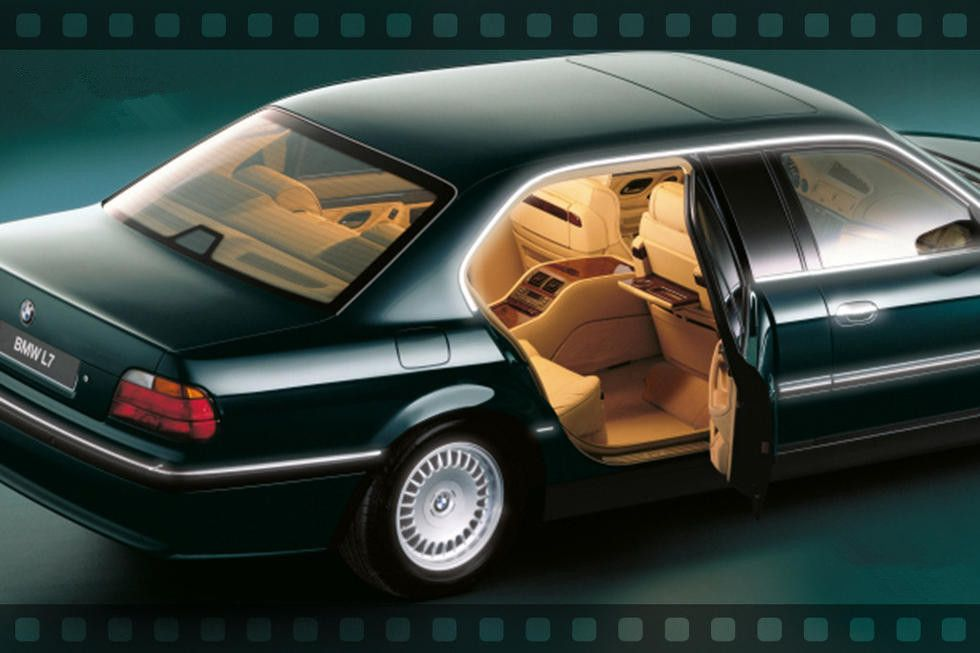 Bmw 7 Series Our Exact Model Color Inside Out Beauty Cars