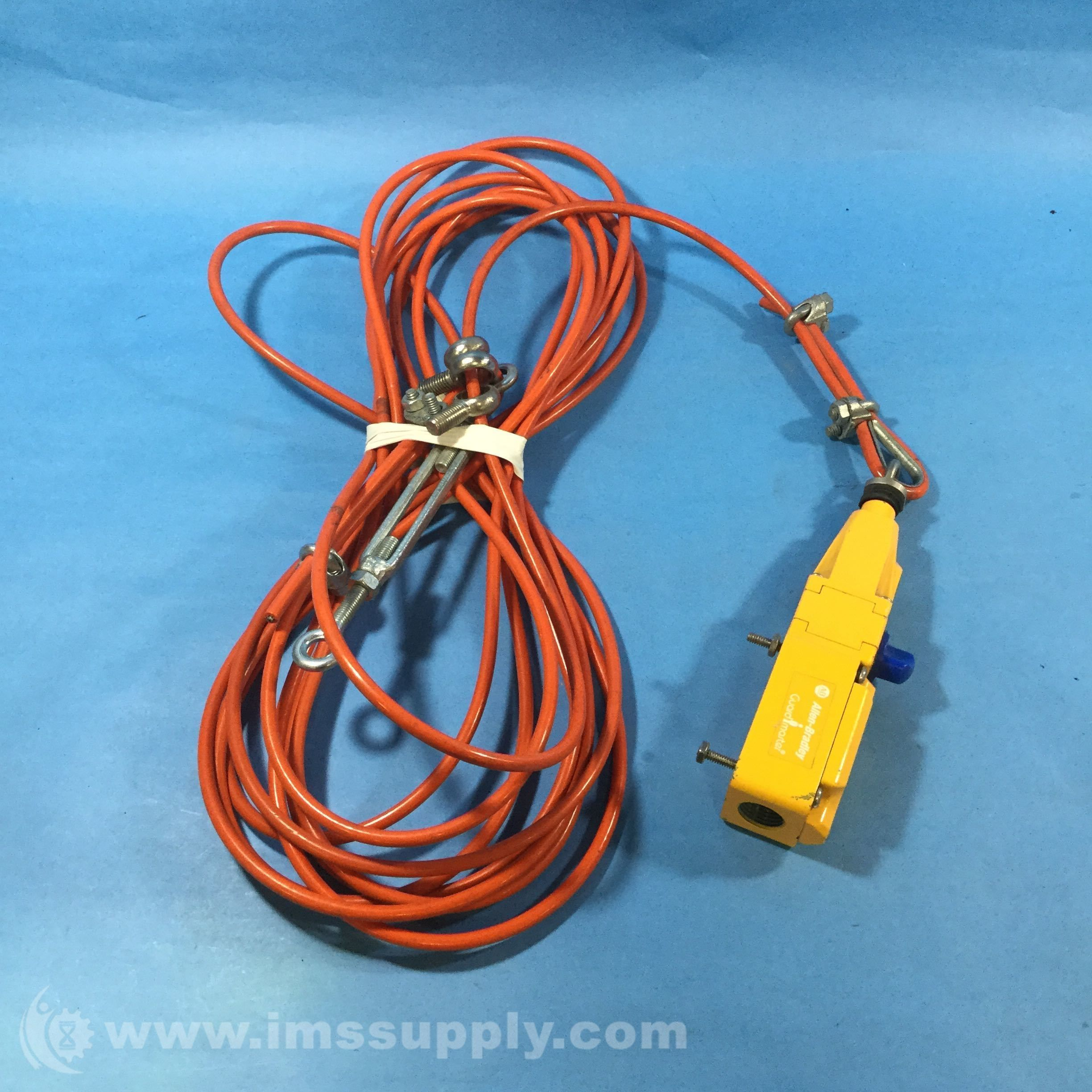 ALLEN BRADLEY 440E-D13114 SWITCH CABLE PULL 1/2