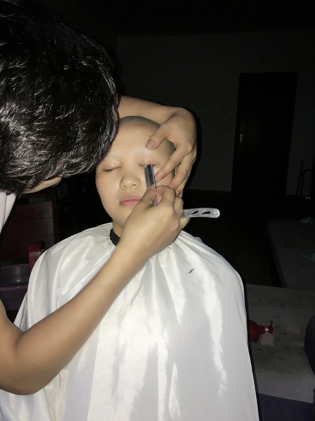 Pin von auf rasierte haare in pinterest
