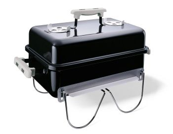 Amazon Com Weber 121020 Go Anywhere Charcoal Grill Garden Outdoor In 2020 Portable Charcoal Grill Charcoal Grill Best Portable Grill