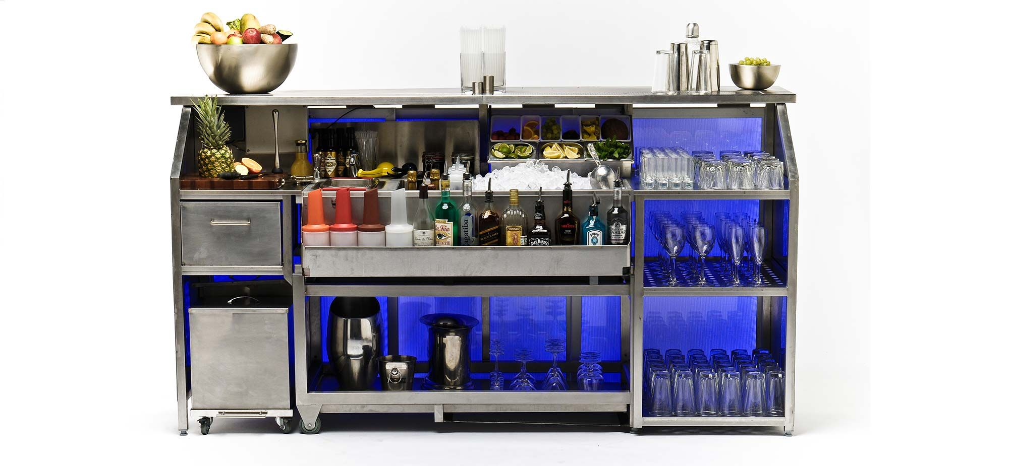 Mobile bar | An Accumulation of Hodgepodgies | Pinterest | Mobile ...