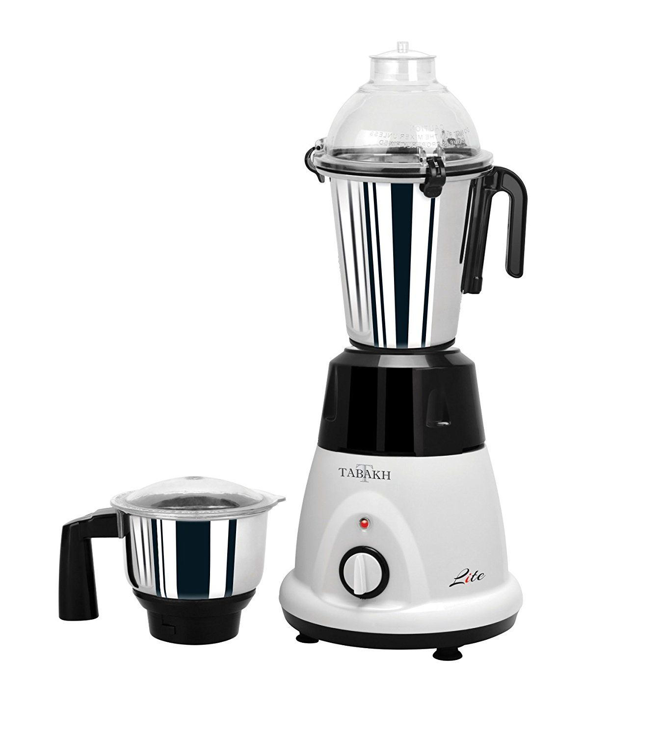 Tabakh Lite Indian Mixer Grinder 2Jar 750 Watts 110