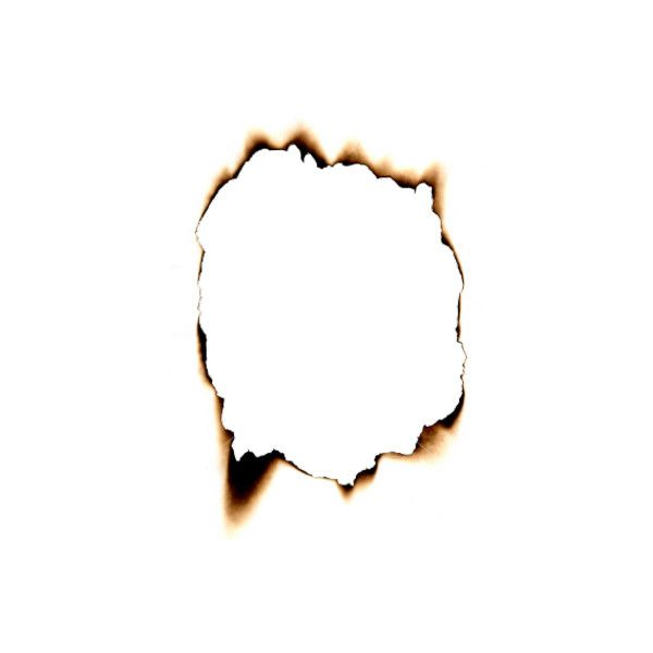 Hole Burnt In Paper Psd67001 Png Liked On Polyvore Featuring Effects Backgrounds Frames Fillers Fire Photoshop Textures Instagram Feed Layout Burnt Paper