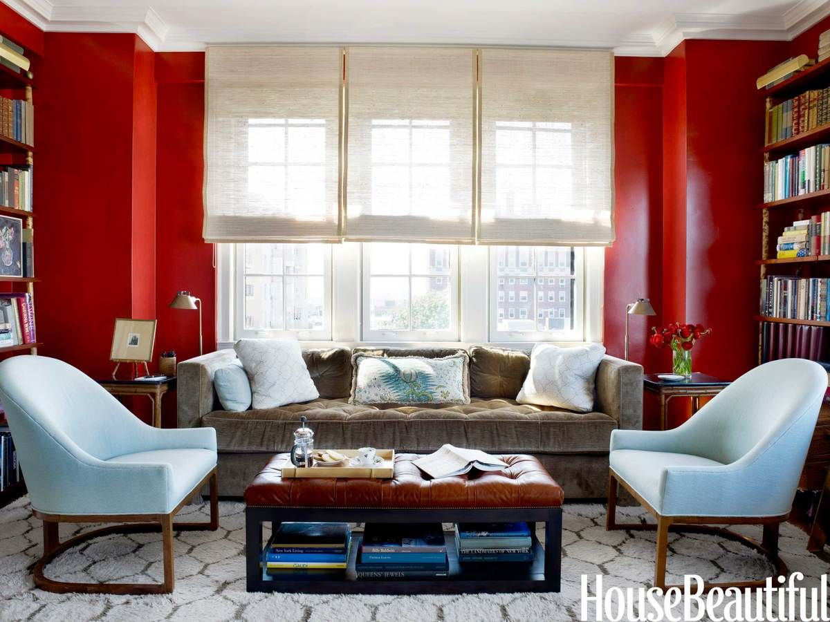 PHOTOS: A Townhouse Gets A Very Vintage Makeover | Benjamin moore ...