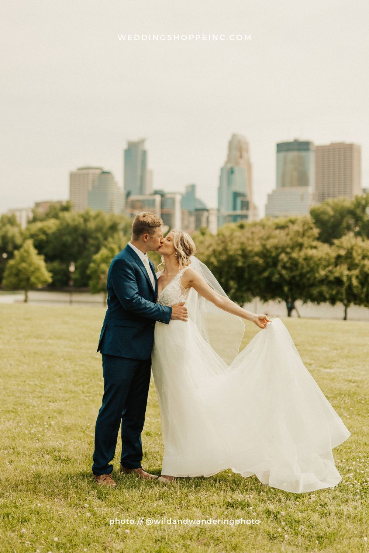 Wedding Dresses Bridesmaid Dress Shop The Wedding Shoppe In 2020 Wedding Dresses Wedding Bridesmaid Dresses Affordable Wedding Dresses