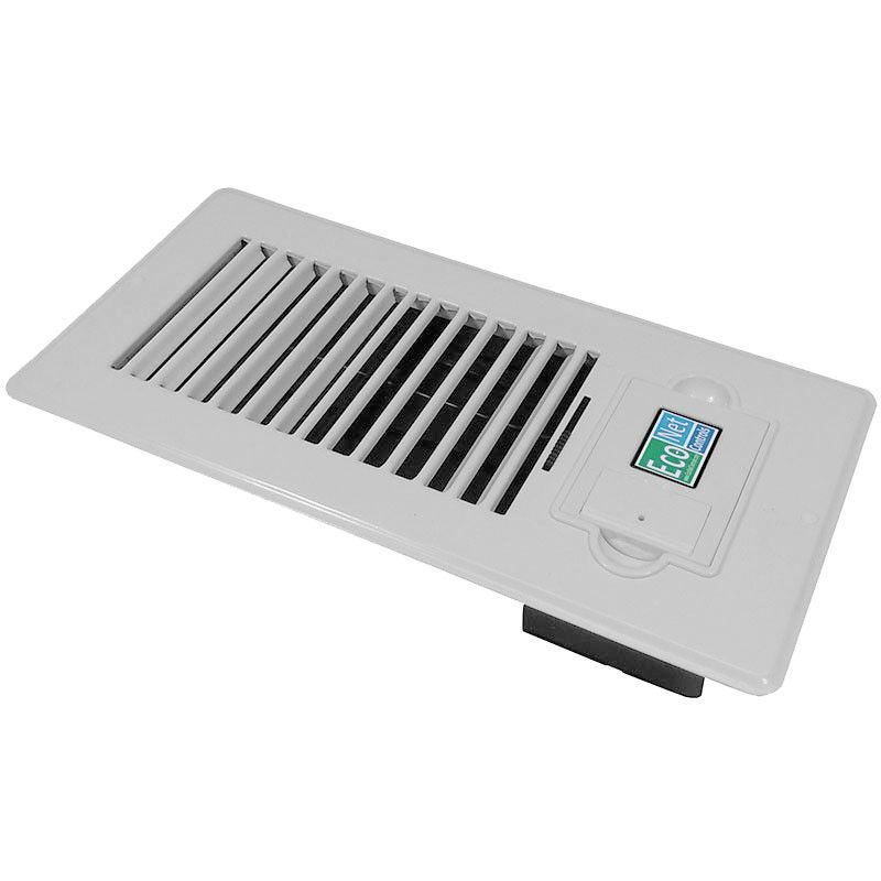 Econet Ev100 6x12wh Z Wave Controlled Air Vent 6 Inches X