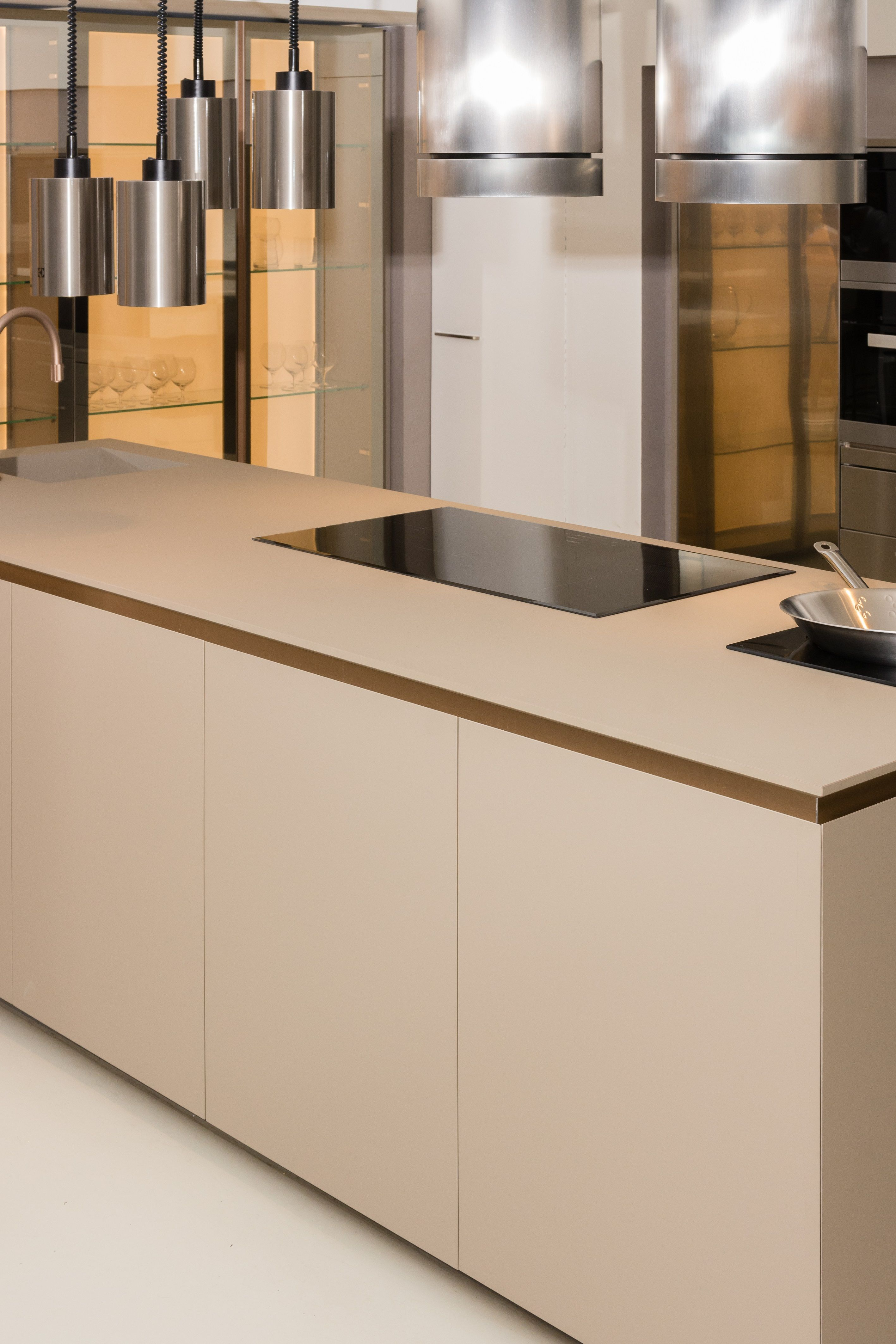 Resin Kitchen Floor Resin Countertop Thermoplastic Fenix Ntm Self Healing Fenix
