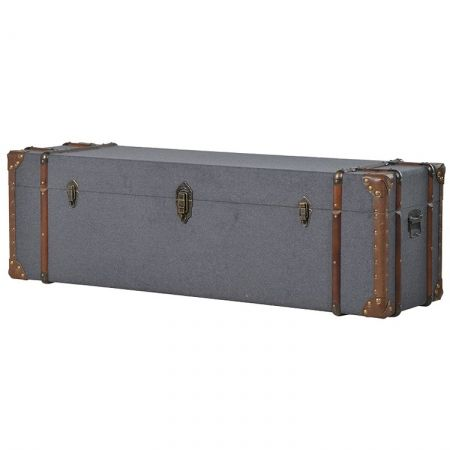 Felt Trunk Storage Box   Buy From The French Furniture Specialist