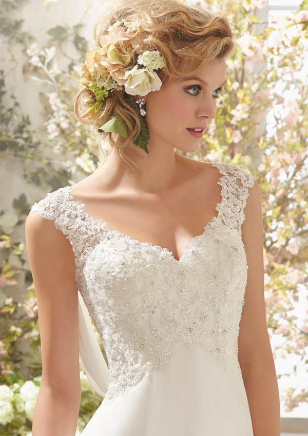 Informal Wedding Dress From Voyage By Mori Lee Dress Style 6778