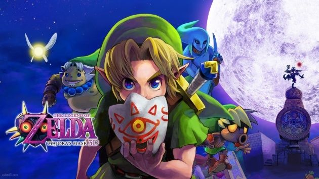 Zelda Majora Masks Just Came Out Last Firday I Love The Story But