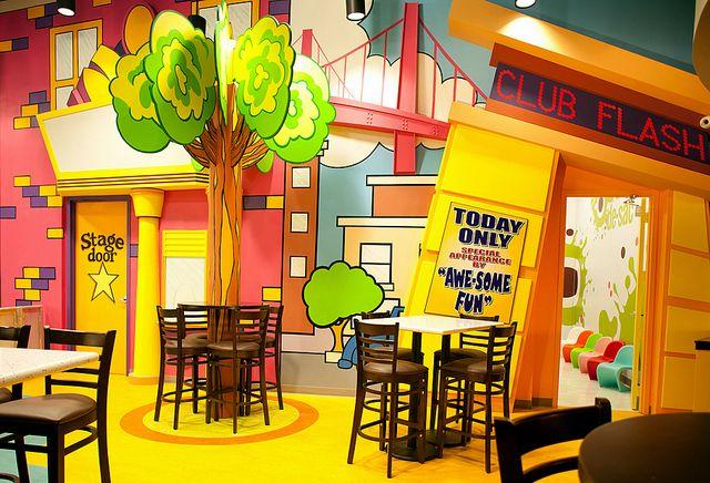 Restaurantes para ni os en miami en 2019 for Tiendas de muebles para restaurantes