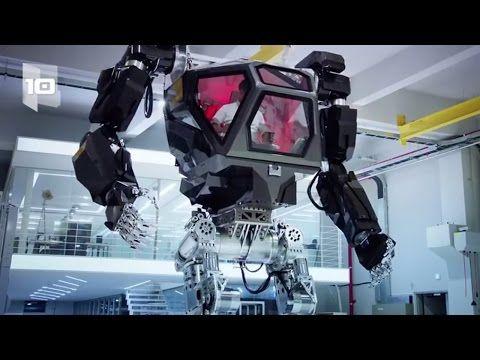 10  Robôs militares mais avançados do mundo - YouTube