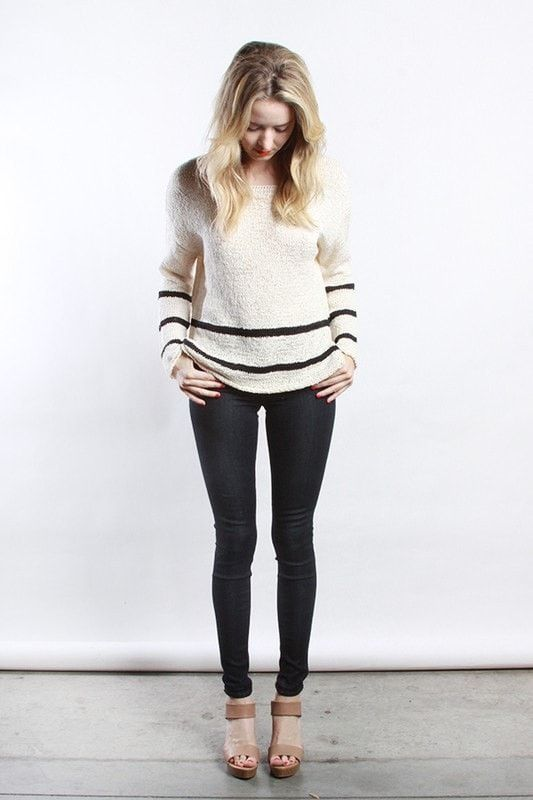 The Ella Sweater