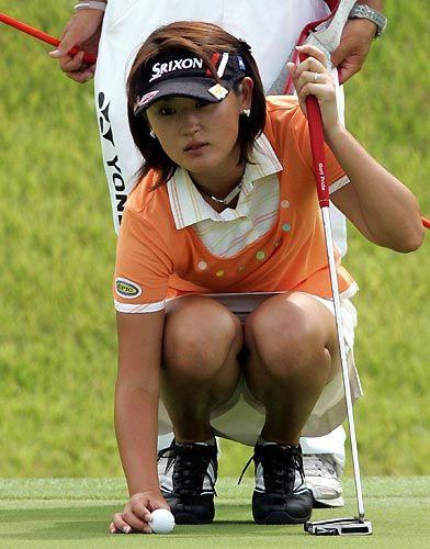 ゴルフ バンチラ 女子ゴルフの超パンチラ志向画像 - 性癖エロ画像 センギリ