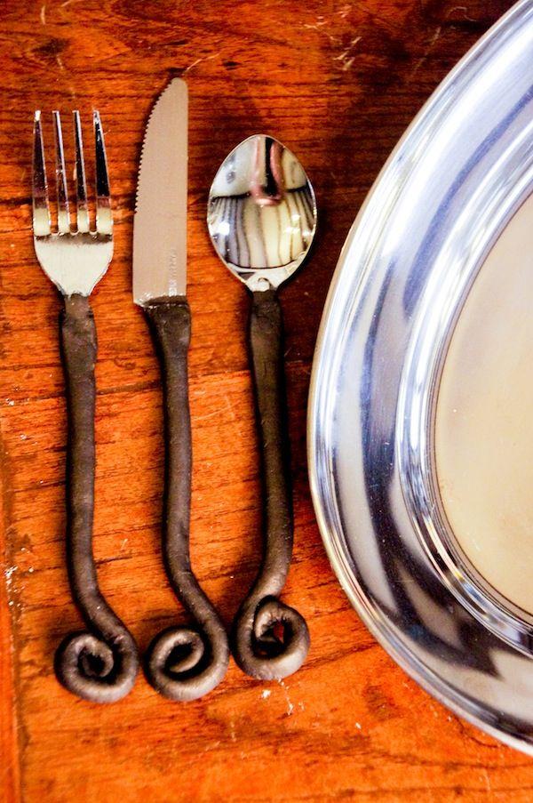 harrypotter-cutlery-hogwarts-greathall-4385 & harrypotter-cutlery-hogwarts-greathall-4385   Yule Ball Ideas ...