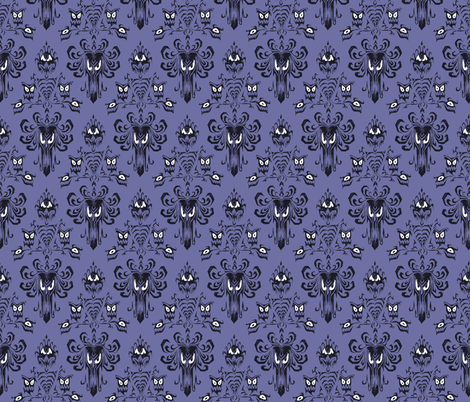 WallpaperCreature_LT_REPEAT fabric by loosetoon on