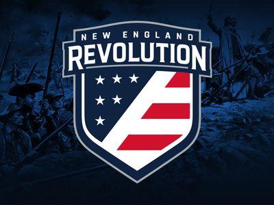 1e362ddec New England Revolution Rebrand Proposal