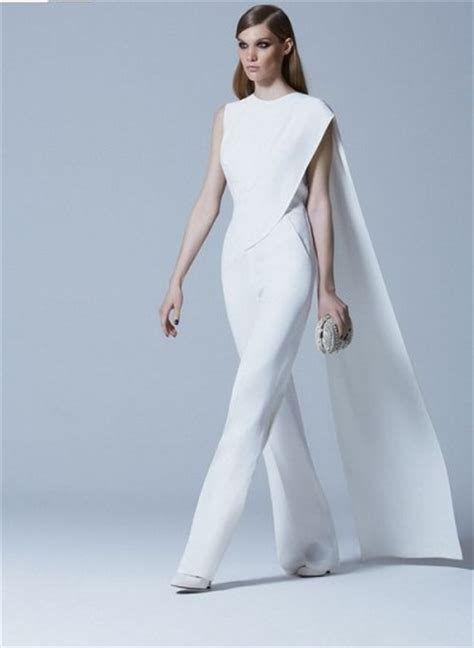 d96da9f509b 40+ Jumpsuit Wedding Dresses Ideas 45 – Fiveno