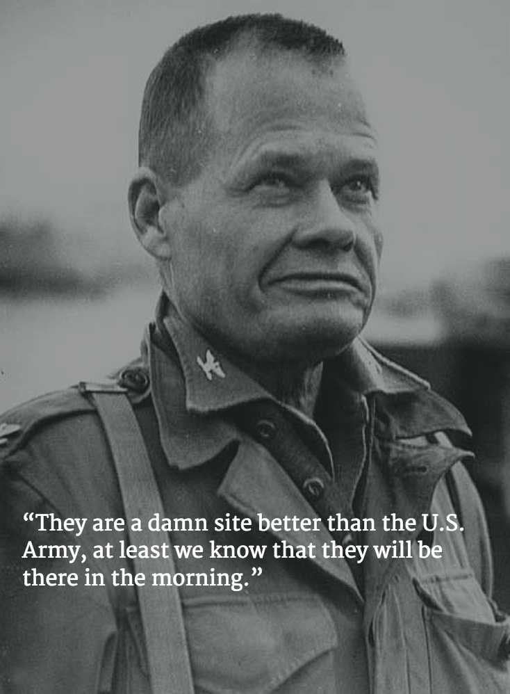 These 13 Chesty Puller quotes show why Marines will love