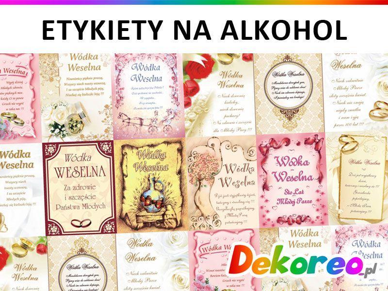 Etykiety Naklejki Na Alkohol Butelki Wodke Wesele Slub Dekoracje Czestochowa Polnoc Olx Pl Book Cover Books