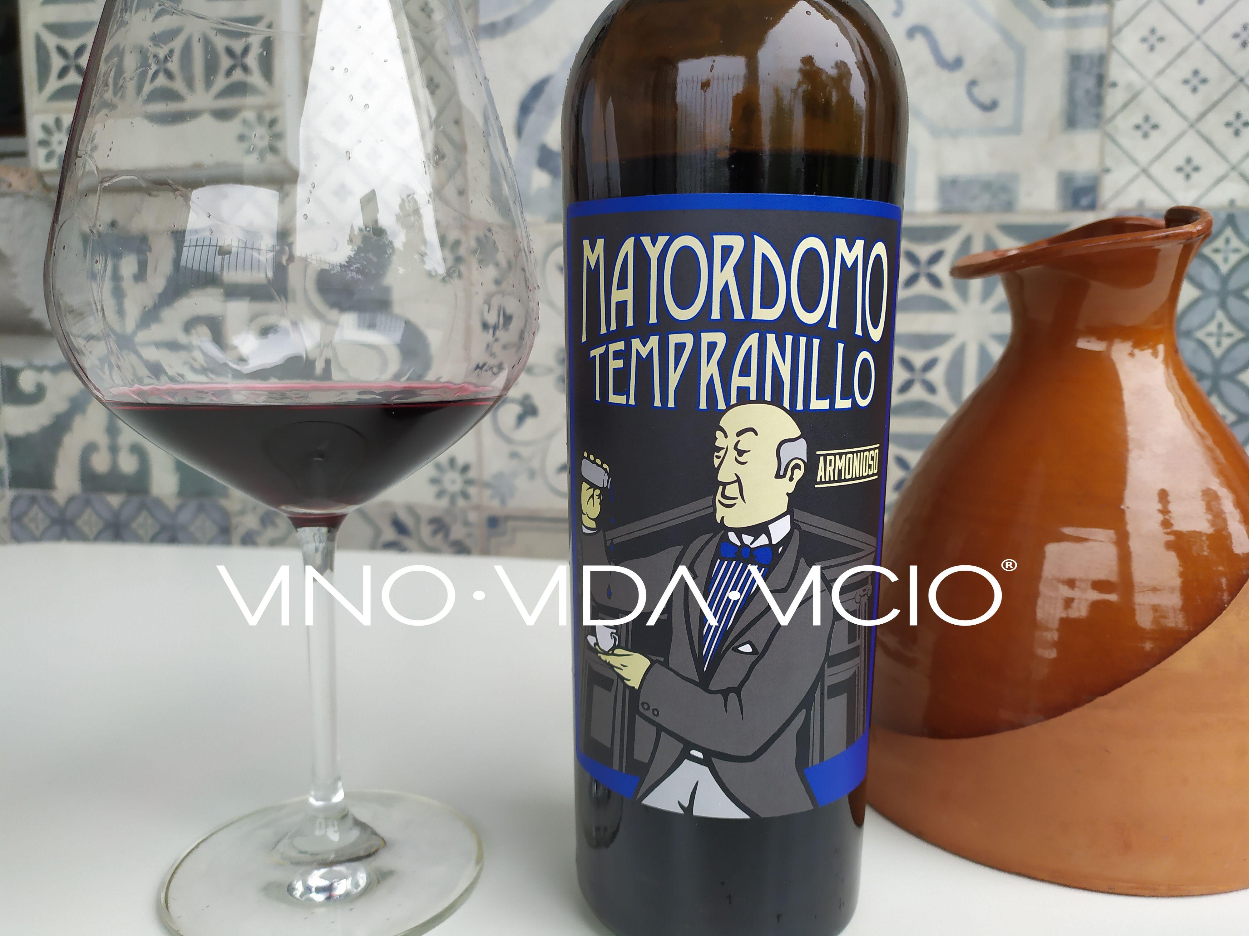 Vino Mayordomo Tempranillo Supermercados Lidl Opinión Profesional Cata De Vinos En Video Cata De Vinos Lidl Vino