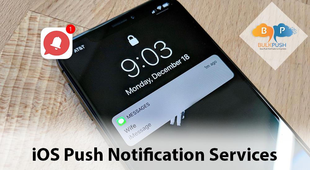 IOS #push #notifications services Provider Company