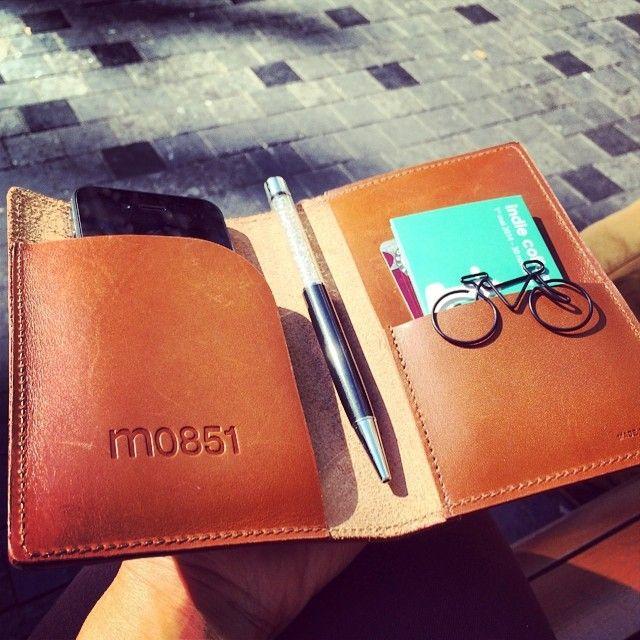 #m0851 | Leather Wallet | www.m0851.com