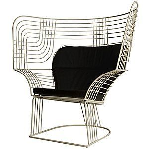 Link Easy Chair By Tom Dixon Chair Chairideas Chairdesign Chairinspiration Tom Dixon Contemporary Chairs Art Chair