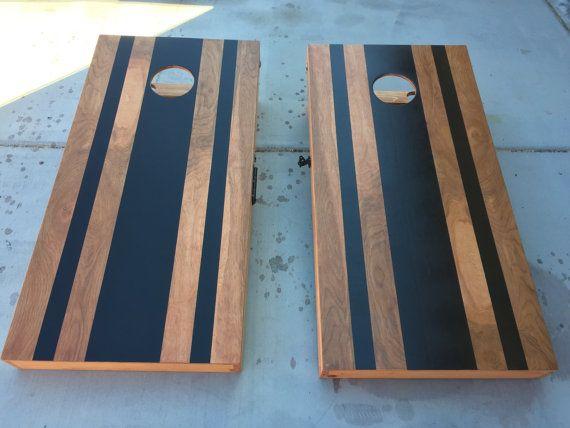 Nice Portable Cornhole Board