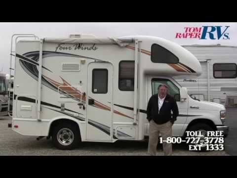 2011 four winds 19g mini class c motorhome rv walk around rv rh pinterest com Bantam Trailers California Bantam Truck