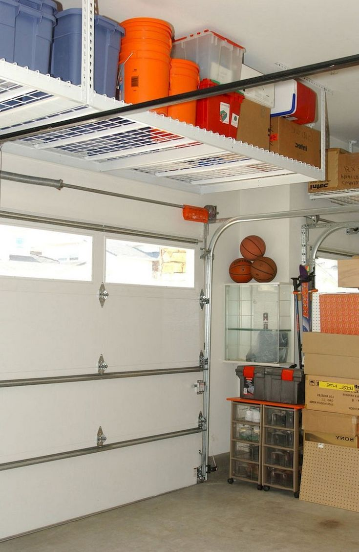20 Genius Garage Storage Ideas To Keep