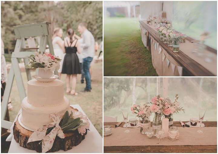 Claire and Josh's Rustic DIY New Zealand Wedding by Levien and Lens Photography