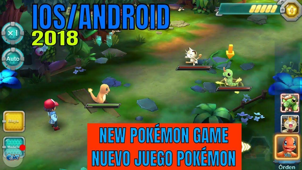 Pokemon Nuevo Juego En Android 2018 Pet Dex Youtube Views 2018