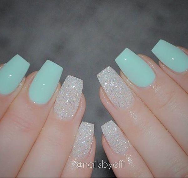 Imagini Pentru Modele Unghii Gel Unghii Mint Nails Nails și