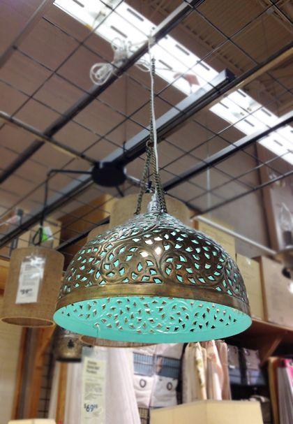 Cool Anthropologie Esque Pendant Light At World Market Lighting
