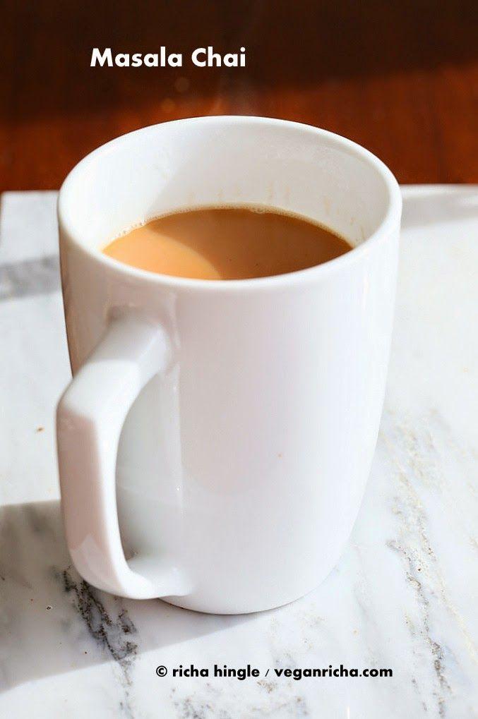 Vegan Indian Chai Tea Masala Chai Gluten Free Recipe Chai Tea Recipe Masala Chai Vegan Teas
