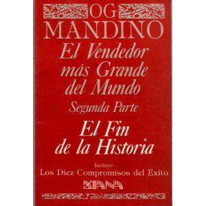 El Vendedor Mas Grande Del Mundo 2a Parte Fin De La Historia Books My Books Book Cover