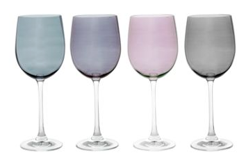 Dyeing For It: Adorable Colourful Glasses | Colored wine