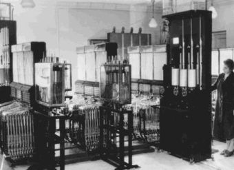 Early Russian computer