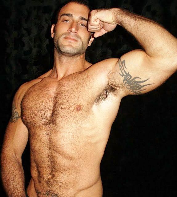 Smelly sweaty s armpits hairy man