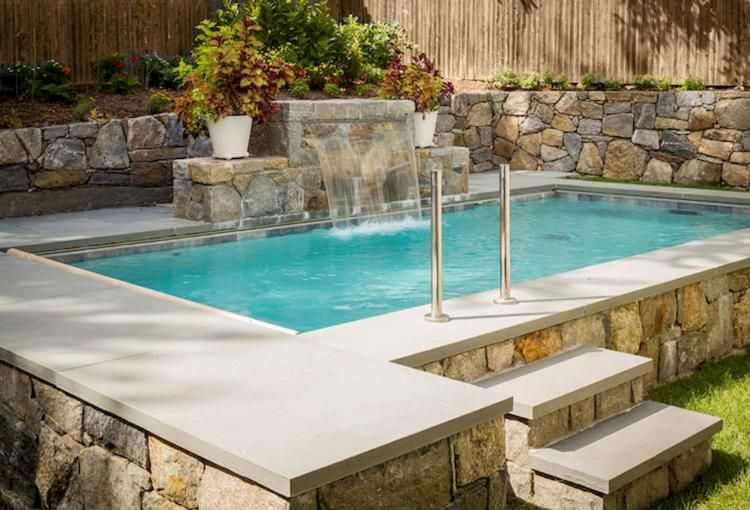 Admirable above ground pool ideas swimming pools small - Small above ground swimming pools ...
