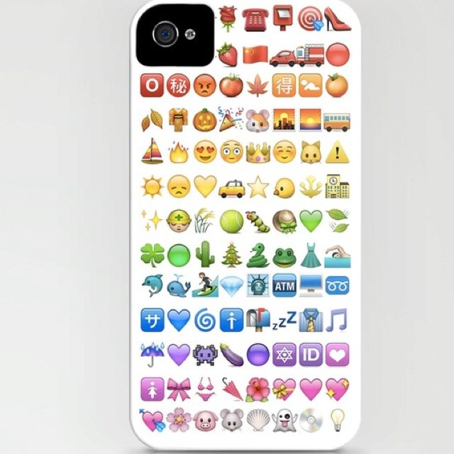 Emoji IPhone Case Christmas Birthday Fernandinanextyear