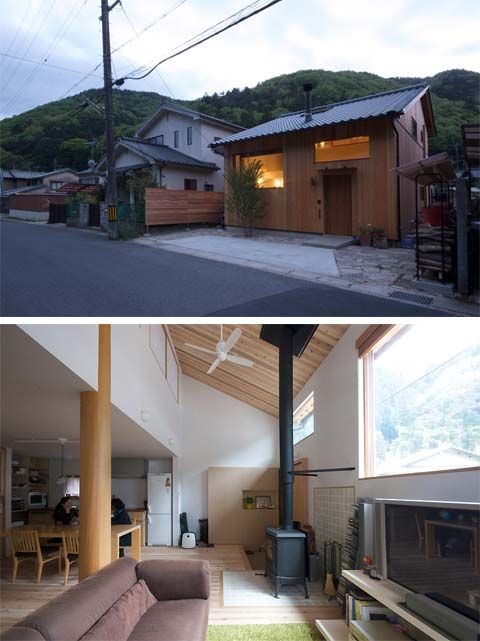Small House In Yase Charmingly Simple Japanese Architecture