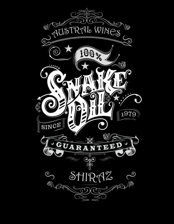 Snake Oil by Wayne Thompson