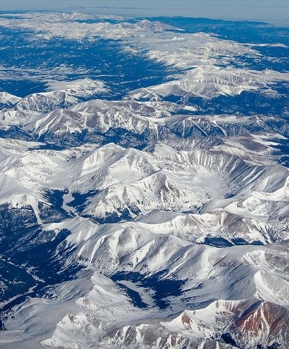 Rocky Mountain high - sighting up the continental divide | Flickr - Photo Sharing!