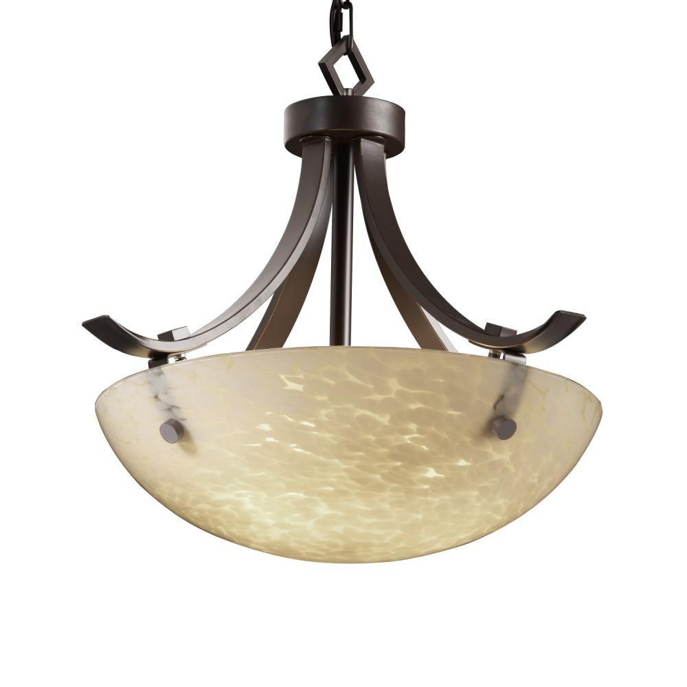 18  Pendant Bowl - Flat Bars w/ Finials  25KKLW | Annapolis Lighting  sc 1 st  Pinterest & 18